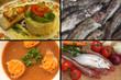 Menu de la Mer - Soupe de poissons- Cabillaud