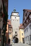 Rothenburg o.d.T. Stadttor