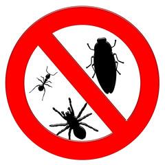 Divieto insetti