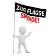 Zeig Initiative und spende!