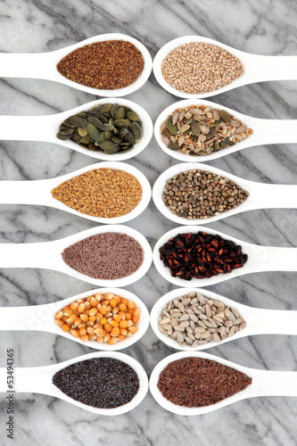 Healthy Seed Selection
