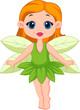 Cute fairy cartoon