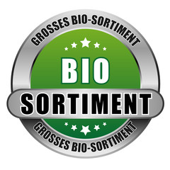 5 Star Button gruen BIOSORTIMENT GB GB