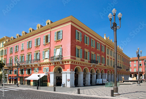 Nice - Architecture Place Massena