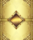 Gold card vertical