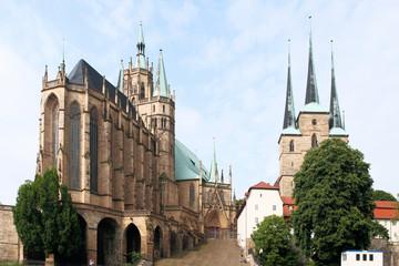 Dom St. Marien und St. Severi Erfurt