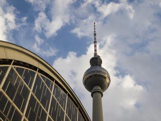 Fernsehturm, Berlín Alexanderplatz