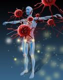Immunity Against Diseases poster