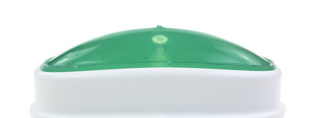 Green deodorant
