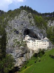 Predjamski grad,Slovenia