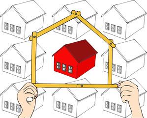 Una casa su misura