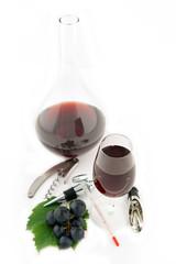 plaisir d'une dégustation de vin rouge
