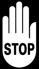 Stop on Hand