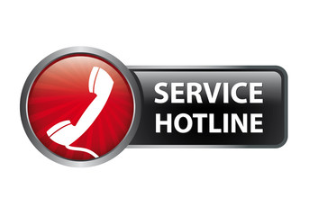 Button -Label - Service Hotline