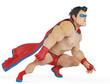 SUPER HERO CARTOON IN ACTION