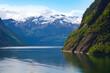 Norvegia, fiordi