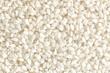 Sesame seeds background