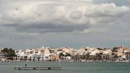 Altstadt von Porto Colom, Mallorca