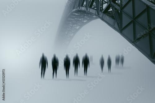 Zombies © Zacarias da Mata