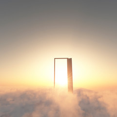 天空のドア