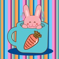 Rabbit kawaii 02