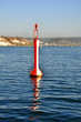 Cannel marker in South Bay, Sevastopol