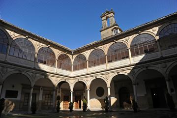 Antigua Universidad, Baeza