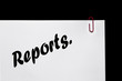 Reports - Education & Business.