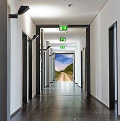modernes Büro © Matthias Buehner