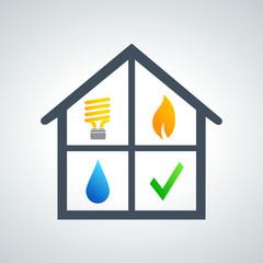 logo plombier, chauffagiste, électricien 2013_06 - 07