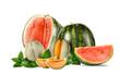 Anguria e Meloni