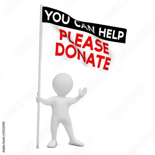 Helfe bitte mit einer Spende.