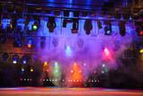Fototapety Theatrical light