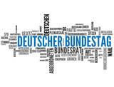 Deutscher Bundestag (Parlament der BRD)