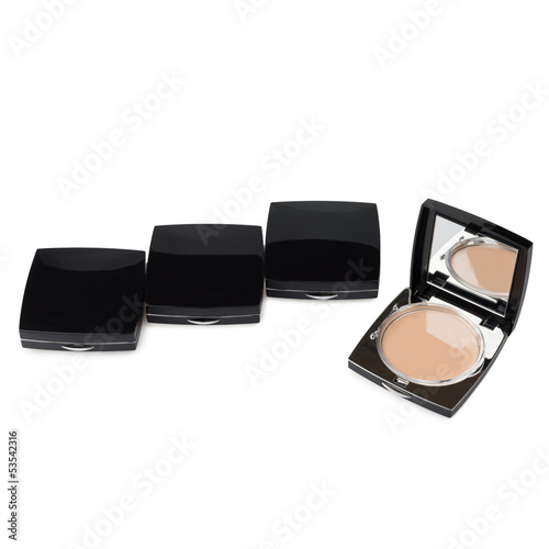 Makeup Powder with mirror
