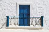 Fototapety Traditional greek house on Sifnos island, Greece