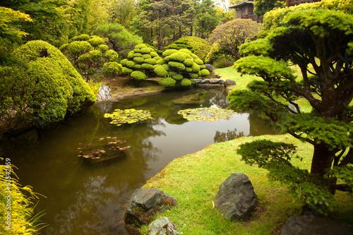 Papiers peints Jardin Japanese Tea Garden