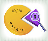 Pareto principle - the key is in the twenty percent