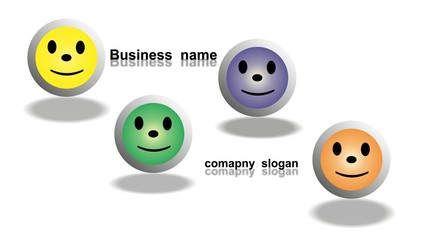 smiley set, business