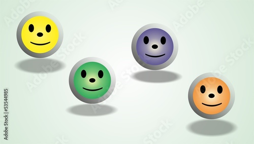 smiley set
