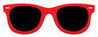 Red Sunglass - 53545708