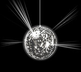 Fototapety disco ball