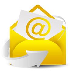 メール 手紙 アイコン