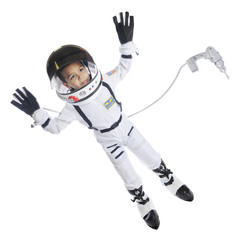 Space-Walking Kid