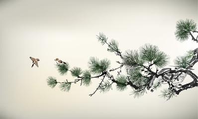 pain tree