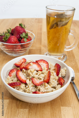 Healthy Millet Breakfast