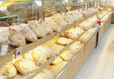 Bread in store