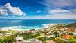 Leinwandbild Motiv Seaside of Cape Town