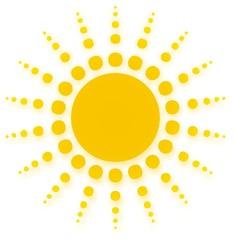 pictogramme soleil