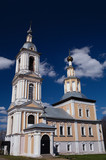 Church of Kazan Mother of God in Uglich, Russia